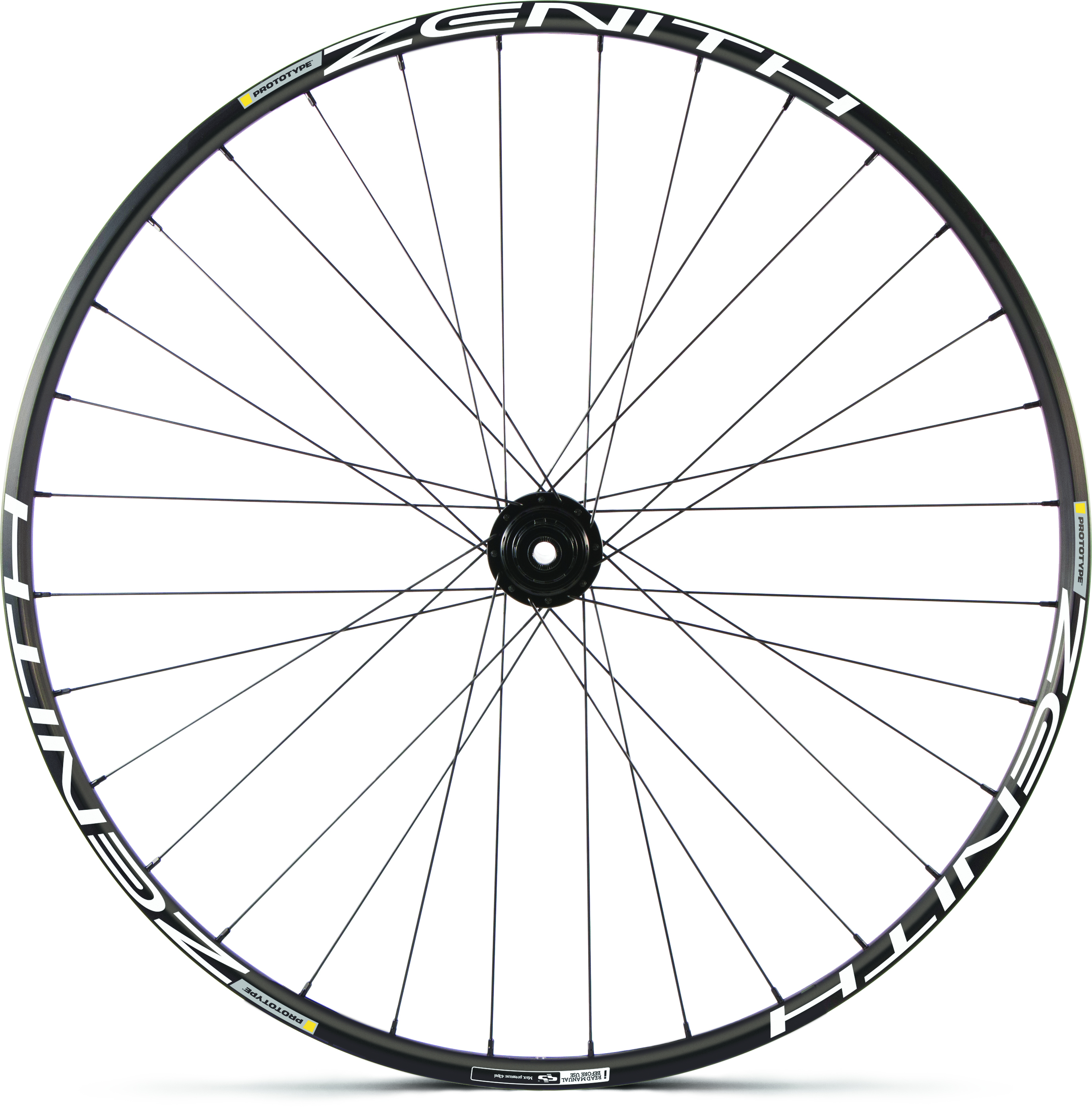 MTB Wheel Zenith 29r (F - RS1)