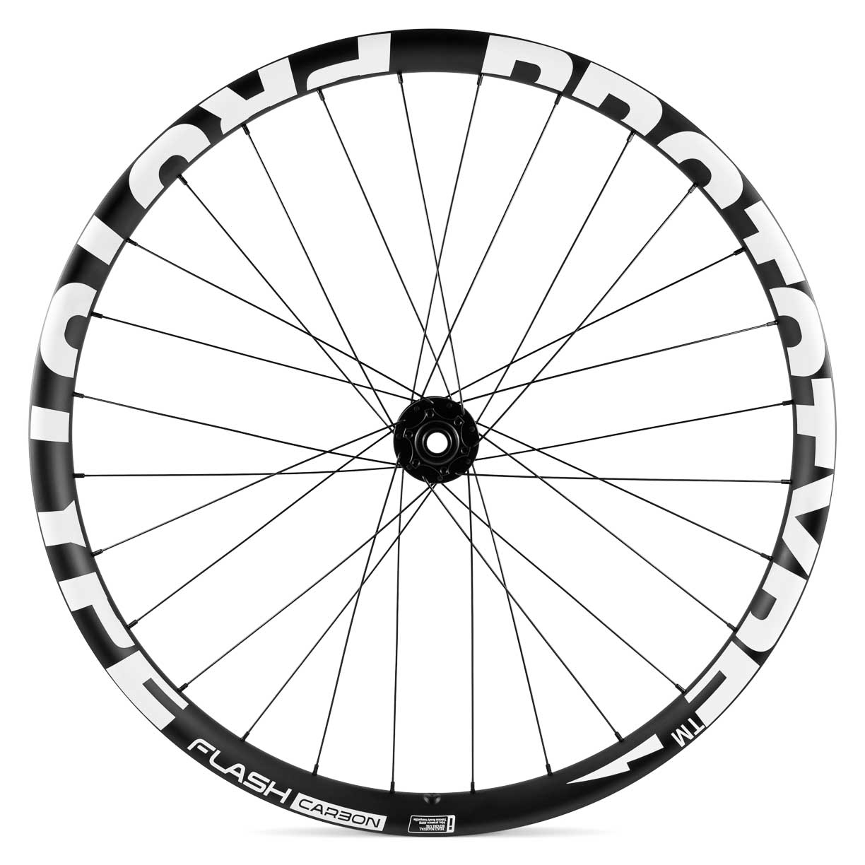 MTB Wheel Carbon TEAM 29r Tubular (Lefty)