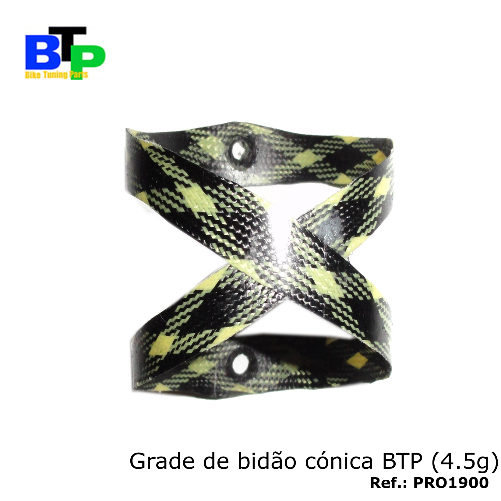 Grade Bottle Cónica BTP Aramid