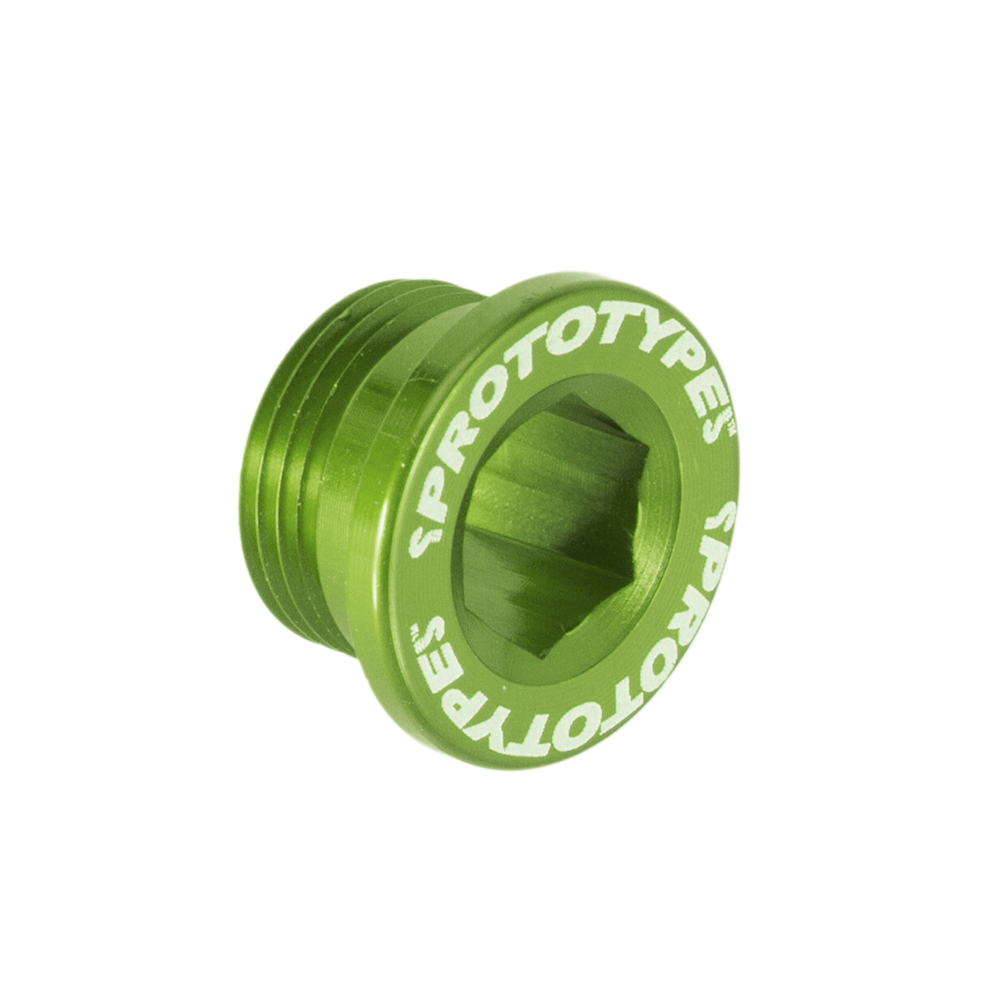 Chainring Bolt SRAM M10 (x4) Green