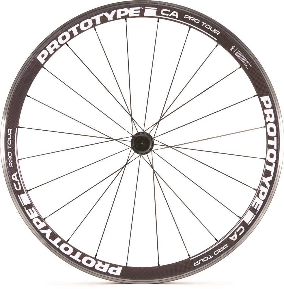 Roda PROTOTYPE ROAD Pro Tour CA Pneu (F Speed16)