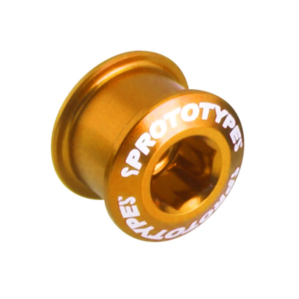 Chainring Bolt Short 65 (x4) Gold