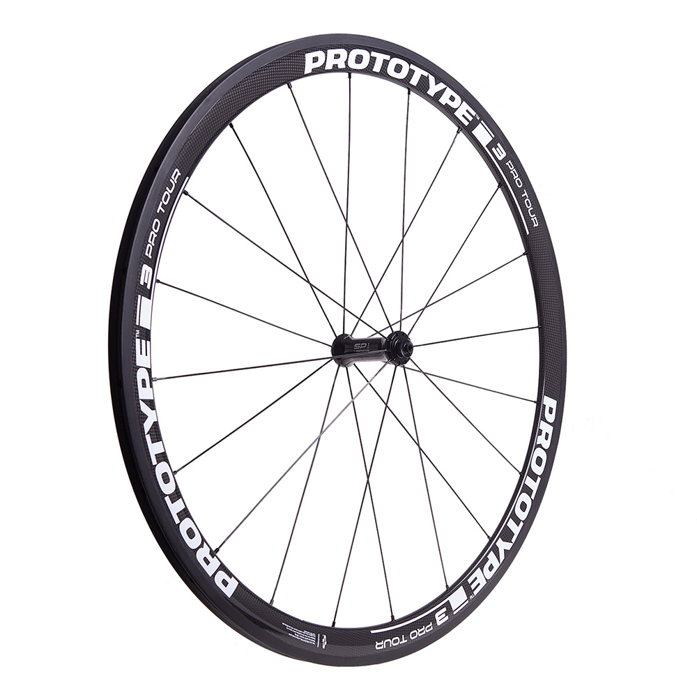 Roda PROTOTYPE Pro Tour 3 SP Tubular (F)