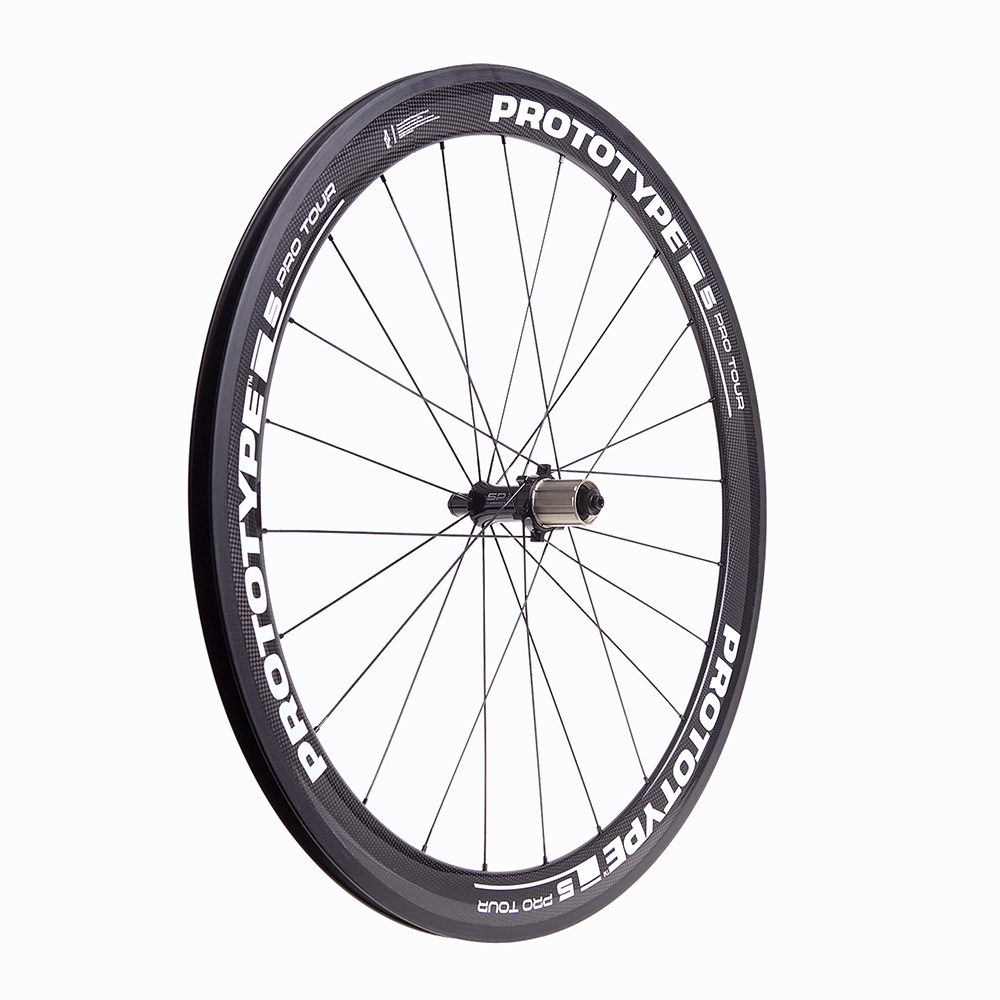 Roda PROTOTYPE Pro Tour 5 SP Tubular (T)