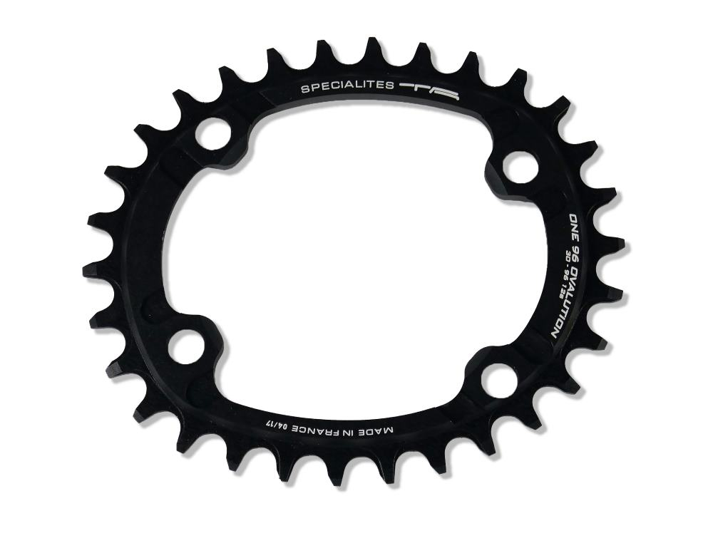 Chainring TA ONE DM6 Ovalution 34T