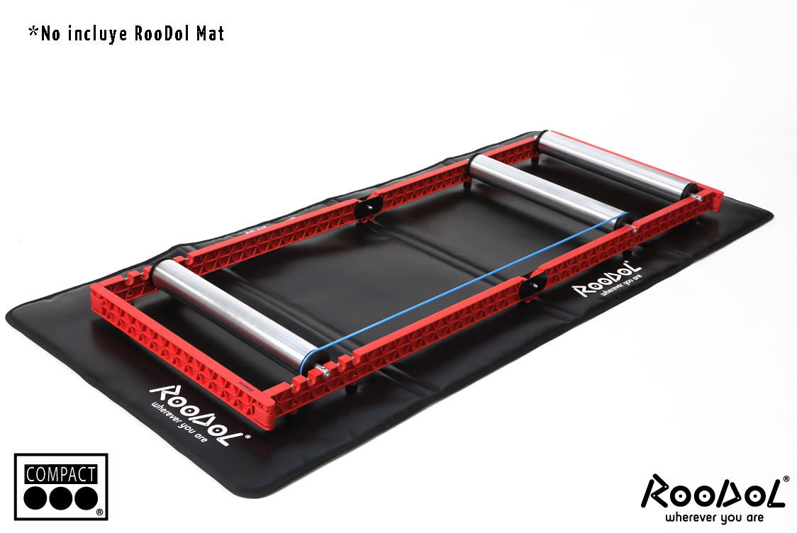 Training Roller ROODOL Compact Black