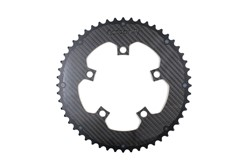 Chainring CARBON TI - X-Ring Al/Ca 34 X 110