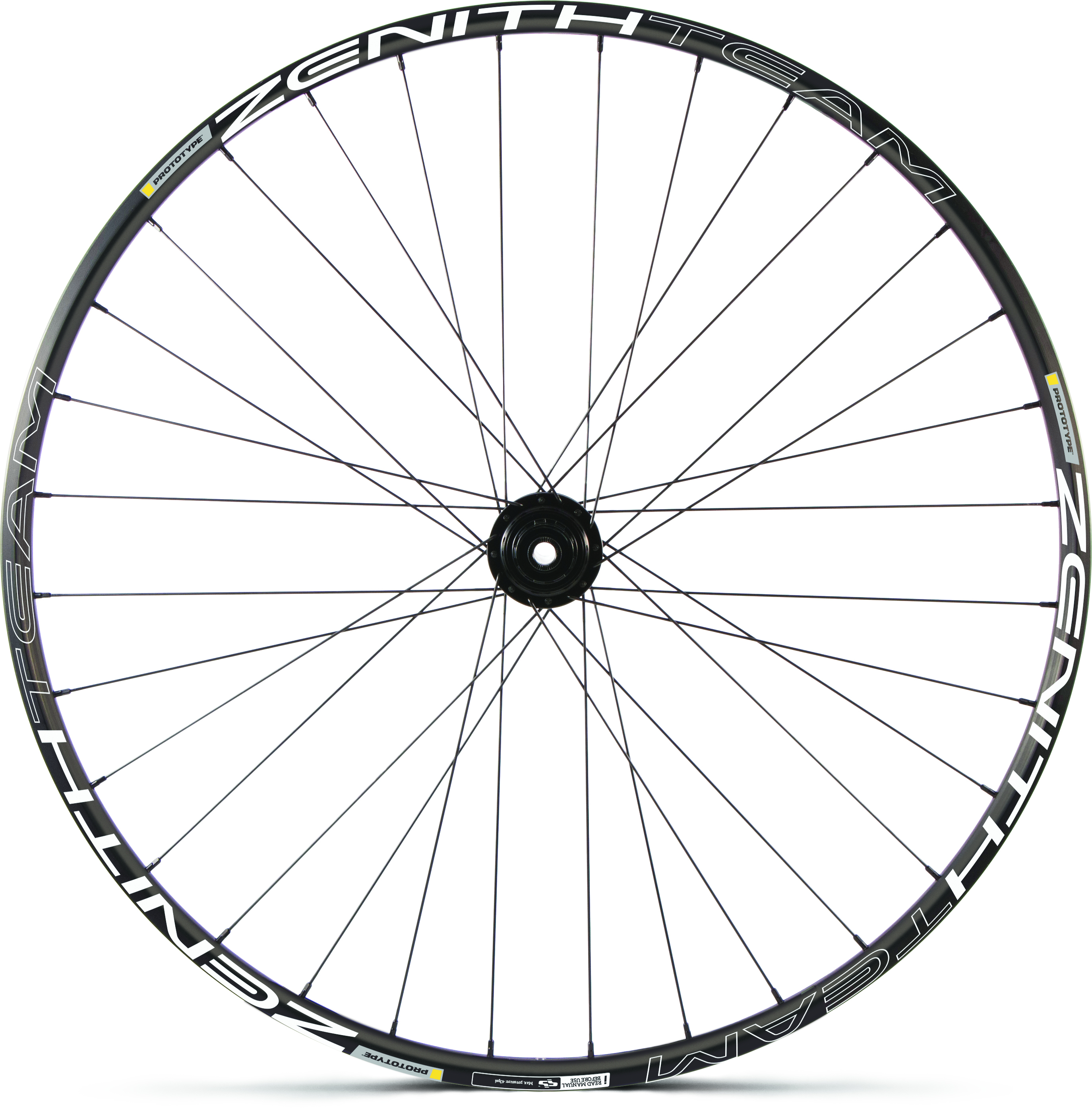 MTB Wheel Zenith Team 29r (Lefty)